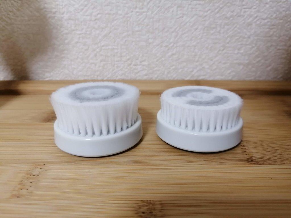 美顔器 毛穴ケア 洗顔ブラシ 電動 フェイシャルディープクリーン スキンケア クレンジング タッチビューティ