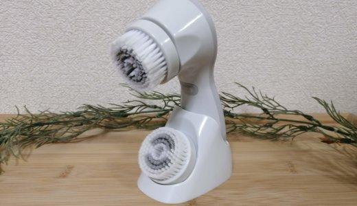 【美顔器レビュー】柔らか回転ブラシで毛穴の汚れをしっかり洗浄 ❘ タッチビューティー 美顔器(TB-1582)