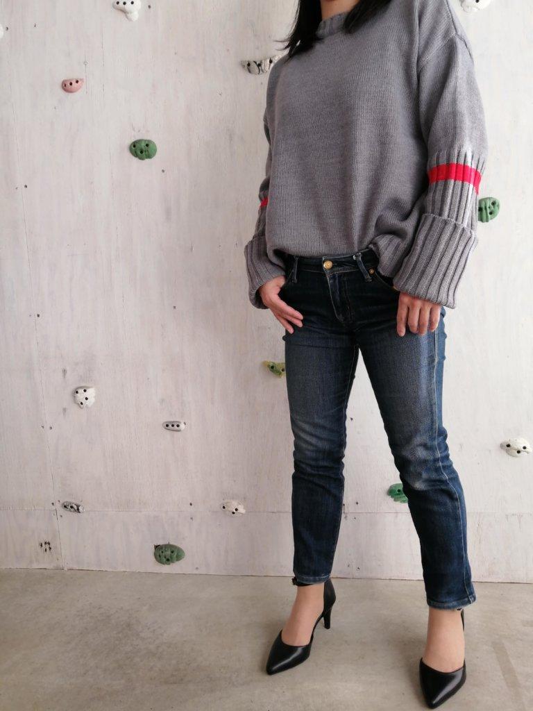 NANING9 セーター