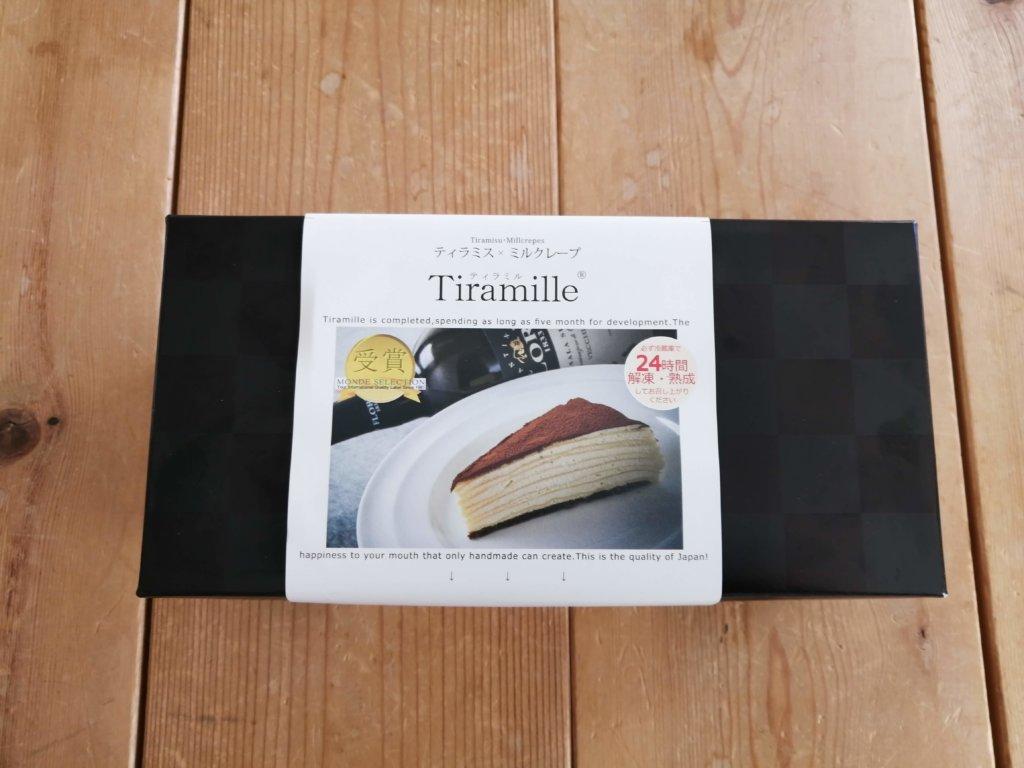 ティラミル ティラミス&ミルクレープ