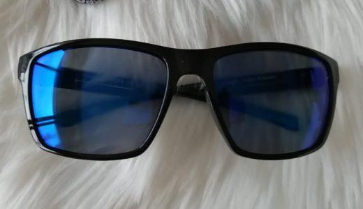 偏光レンズ【超軽量21g】スポーツサングラス